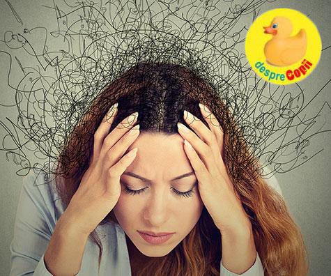 Anxietatea: de ce poate fi legata de bacteriile intestinale