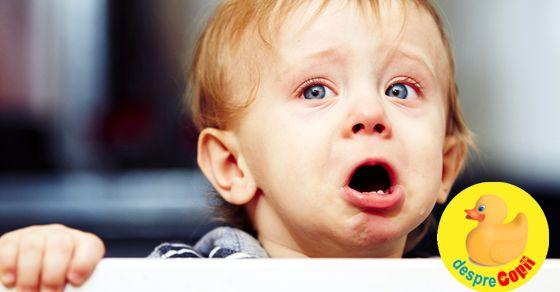 Teama (anxietatea) despartirii de mamica: 3 solutii care trebuie incercate