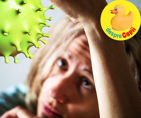 Anxietate si multe temeri. Cum facem fata anxietatii cauzate de virusul COVID-19?