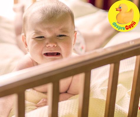 Anxietatea de separare la bebelusi: iata de ce este o etapa importanta.