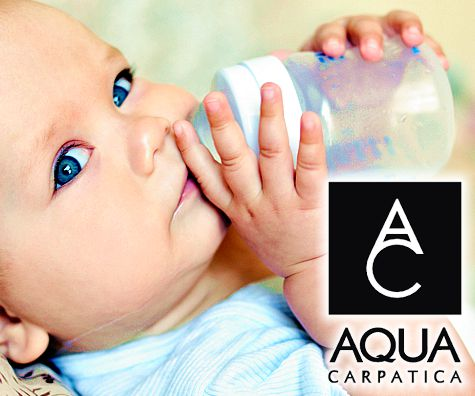 Ce fel de apa dam bebelusului?