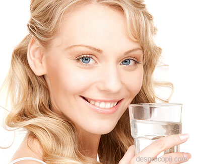 Rolul apei pure in detoxifiere