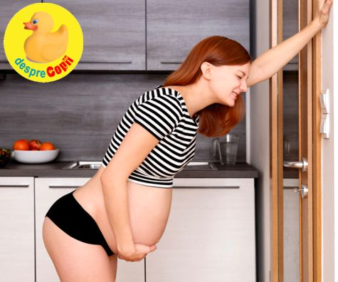 Ruperea prematura a apei in sarcina
