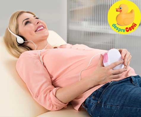 Esti insarcinata si vrei sa auzi bataile inimii bebelusului tau de acasa? Exista o aplicatie pentru asta!