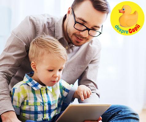 15 Aplicatii preferate de toddleri (copii mici)