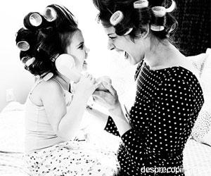 Asa mama, asa fiica!