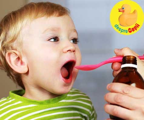 Asocierea probioticelor cu antibiotice la copii