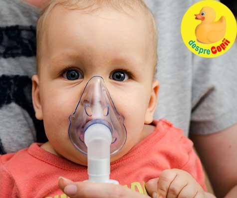 Bebelusul meu are astm? Iata ce simptome sunt de luat in considerare - sfatul medicului