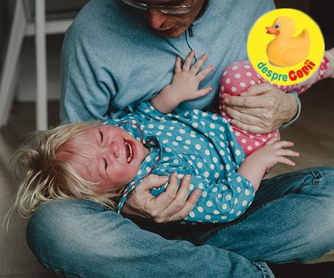 Rolul atasamentului la copilul dificil