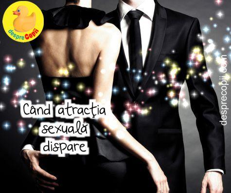 Atractia sexuala in cuplu: sau mai precis cand atractia sexuala dispare
