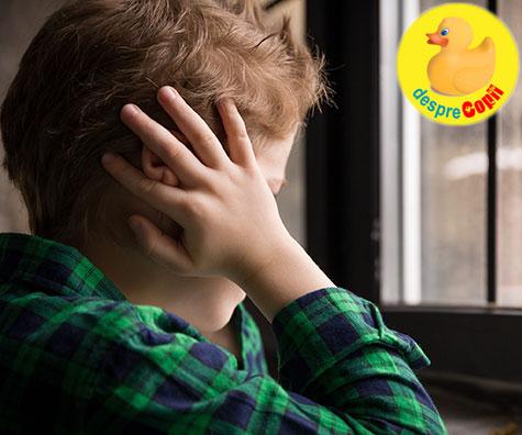 De ce este autismul la copil atat de greu de diagnosticat