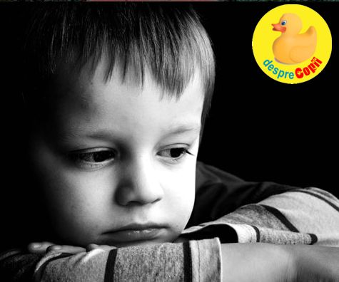 Lumea prin ochii unui baietel cu autism - video