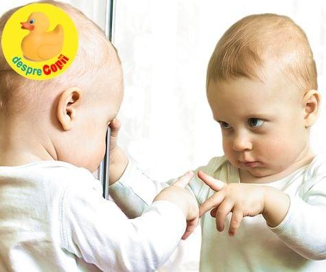 Primele intrebari serioase ale copilulului: auto-identificarea