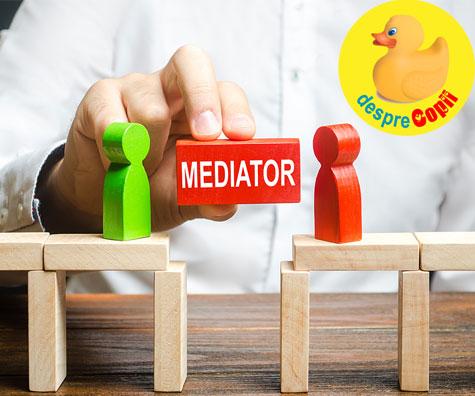 Avantajele medierii - de la conflicte în familie, la dispute la locul de munca pana la conflite civile ori comerciale, partile decid cum doresc sa rezolve situatia- iata sfatul specialistului