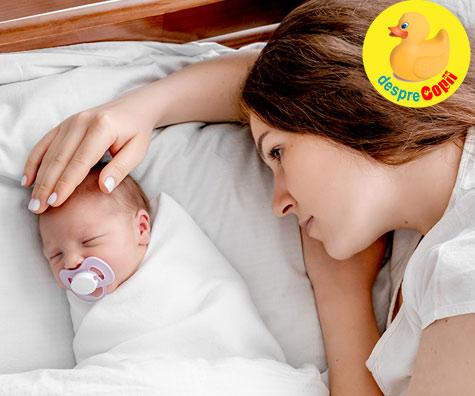 Am nascut la maternitatea Brasov: dupa un an de incercari avem o fetita minunata  - povestea noastra de nastere