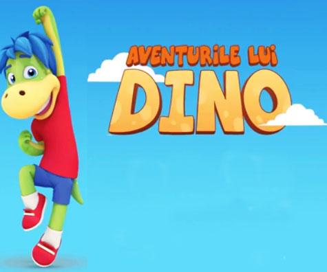 Aventurile lui Dino - o serie animata bazata pe valori