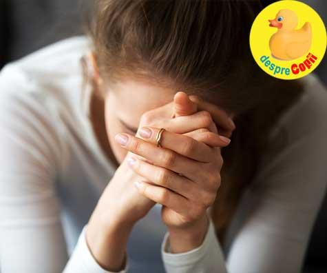 Mi-au aruncat copilul la gunoi! Povestea tragica a unei mame ce a trecut printr-un avort spontan