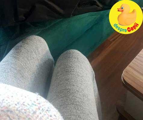 Voi naste la privat si am pregatit bagajul de maternitate - jurnal de sarcina