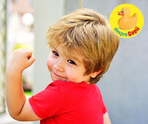 Cum sa cresti copii puternici incalcand regulile expertilor de parenting