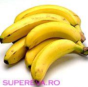 Bananele, un aliment perfect