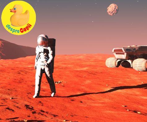 Barbatii sunt de pe Marte.. chiar si in pat