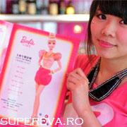 Restaurantul Barbie - locul unde rozul este mereu trendy