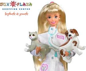 Lumea papusii Barbie la Sun Plaza!