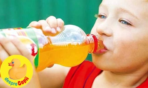 Bauturile racoritoare care contin zahar cresc riscul de hipertensiune arteriala - chiar si la adolescenti