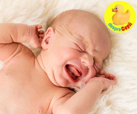 Constipatia la bebelusii alaptati - cum o tratam?
