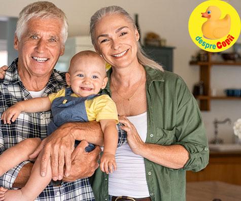 La cresa sau cu bunicii - cu cine lasam copilul?