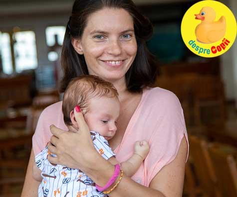 Bebelusul la 3 luni si atasamentul parental - introducere in lumea bebelusilor fericiti