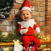 Un mic Elf adorabil in actiune :)