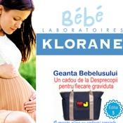 Klorane Bebe vine la Geanta Bebelusului 5 width=