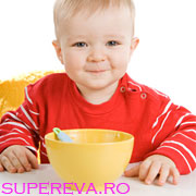 Cele mai bune alimente pentru bebelusul tau