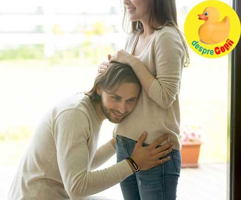Primele miscari in burtica la 16-17 saptamani - jurnal de sarcina