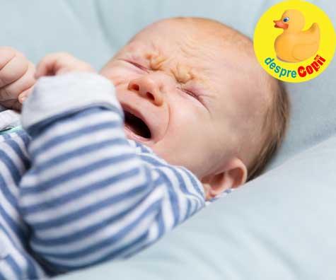 Ce facem cand bebelusul are nasucul infundat si nu poate dormi. Igiena nasucului este atat de importanta.
