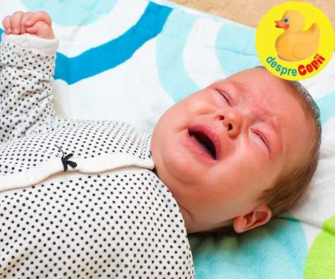 6 semne ca bebelusul nu poate respira - afla cum poti observa imediat daca sunt probleme