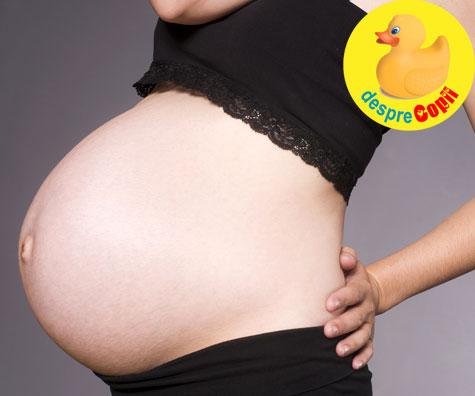 Ce se intampla daca dupa 40 de saptamani bebe nu da semne de nastere? Sfatul medicului.