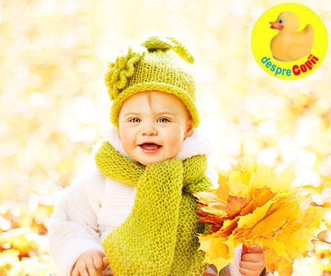 7 lucruri interesante despre bebelusii de octombrie