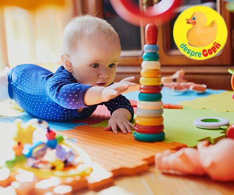 De ce au nevoie bebelusii sa petreaca timp pe burtica