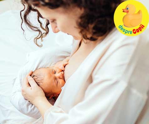 Neclaritatile mamicilor care alapteaza: De ce bebelusul meu vrea sa suga tot timpul - iata ce trebuie sa stii