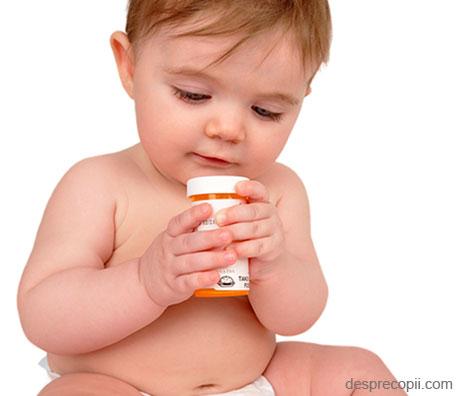 Tratarea bebelusului cu antibiotice si riscul de obezitate
