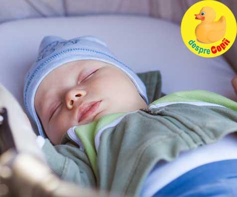 Bebelusul nou nascut: cum ii mentinem temperatura corporala adecvata