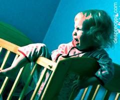 Teama (anxietatea) despartirii de mamica