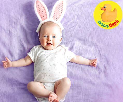Bebelusul de aprilie - 8 lucruri de stiut