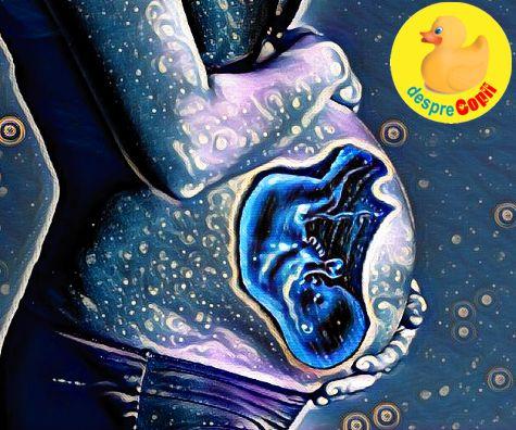 Ce comunica miscarile bebelusului din burtica?