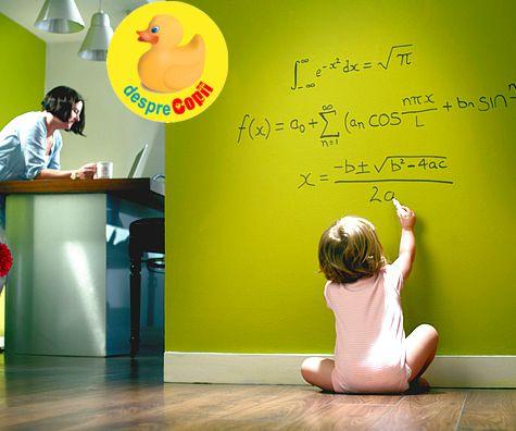 8 semnale ca bebelusul are un potential mare de dezvoltare intelectuala