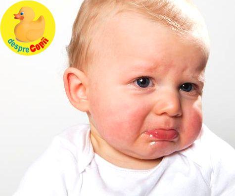 Odiseea emotiilor unui bebelus: cum incepe cladirea inteligentei emotionale