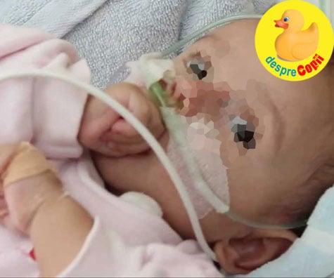 Intoxicatia cu apa a bebelusului este grava - iata experienta unei mamici care a ajuns la urgente