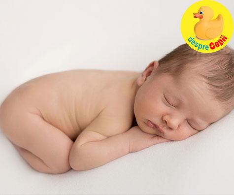 Bebelusul nou-nascut: schimbarile majore prin care trece in primele zile dupa nastere